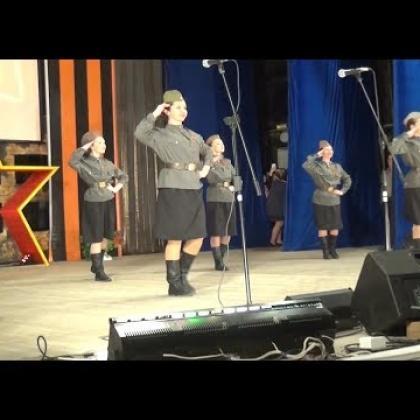 Embedded thumbnail for Ансамбль народного танца  «Сувенир»