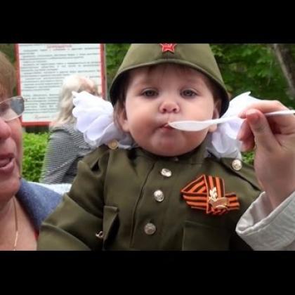Embedded thumbnail for 9 мая бессмертный полк