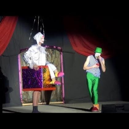 "Embedded thumbnail for Молодежный театр ""Лира"""