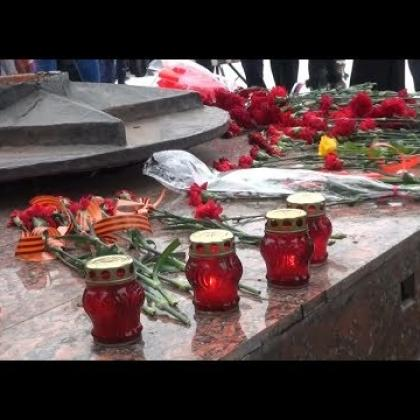 Embedded thumbnail for 75 годовщина Сталинградской битве. 2.02.2018 г.Михайловка